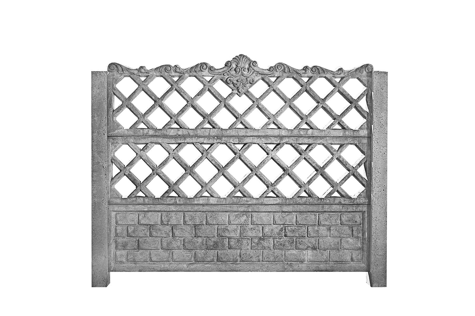 betónové ploty číslo modelu 19