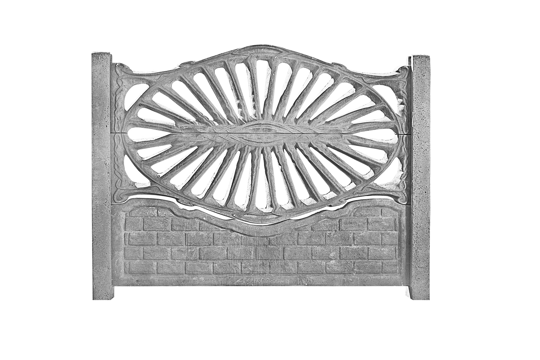 betónové ploty číslo modelu 20
