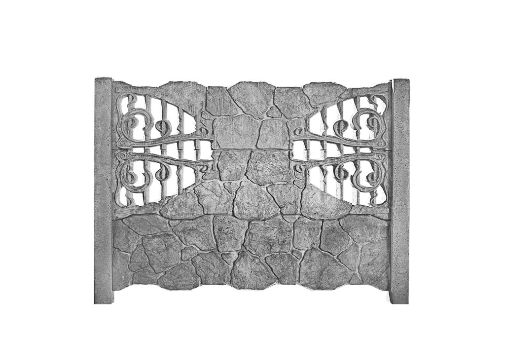 betónové ploty číslo modelu 21