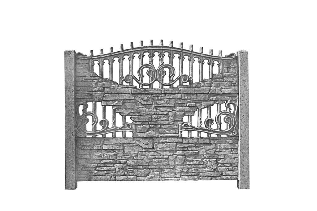 betónové ploty číslo modelu 22