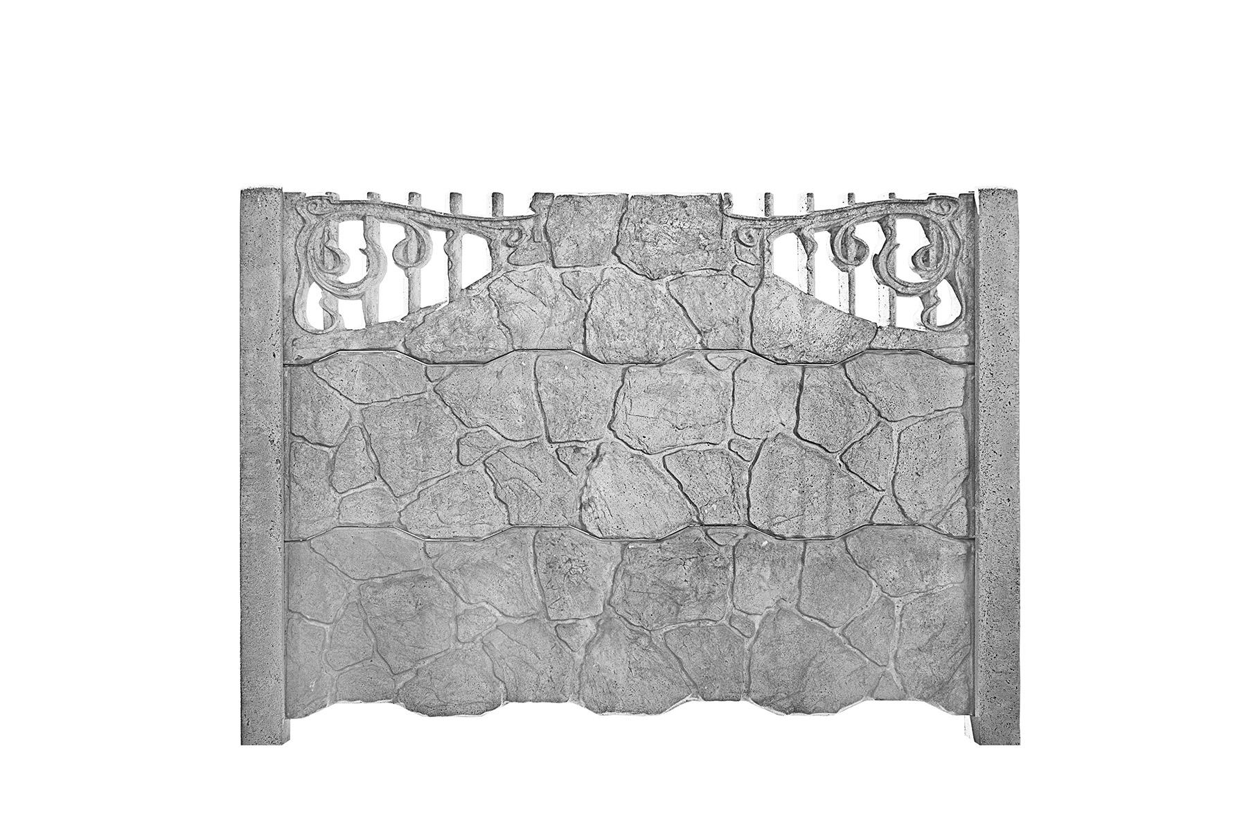 betónové ploty číslo modelu 23