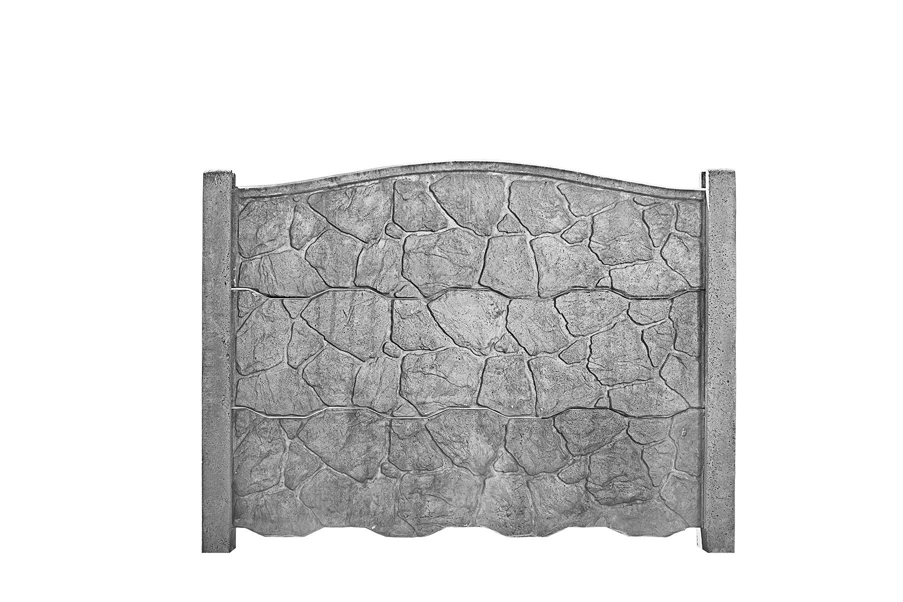 betónové ploty číslo modelu 24