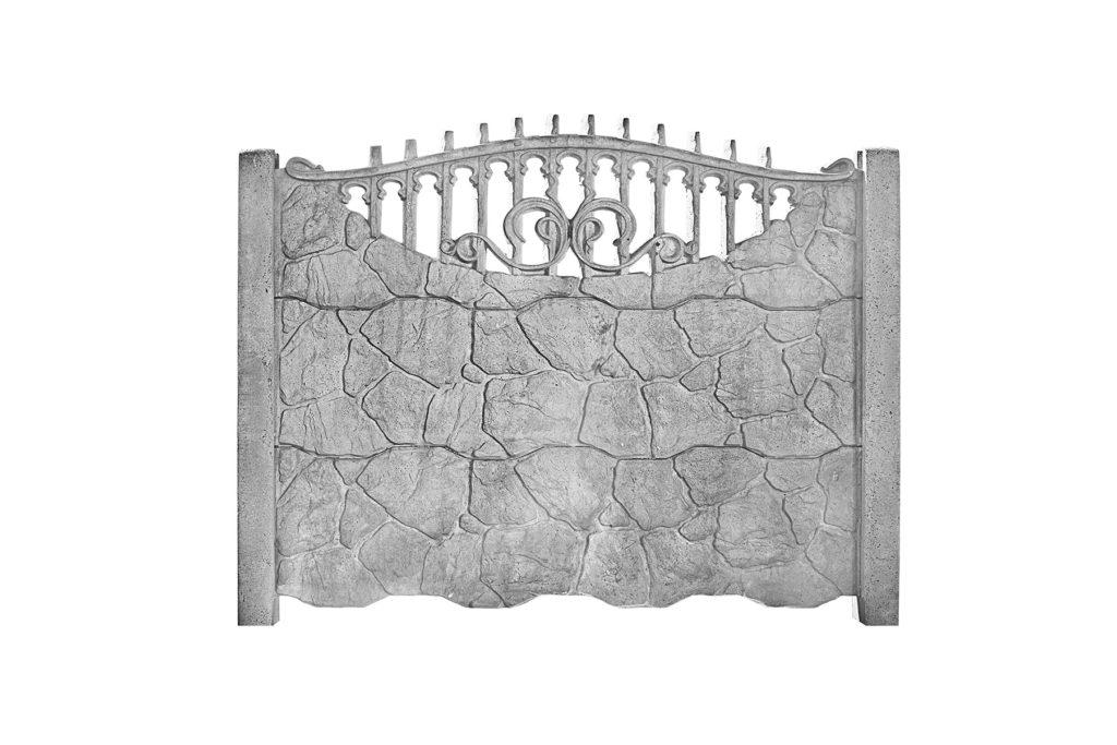 betónové ploty číslo modelu 25