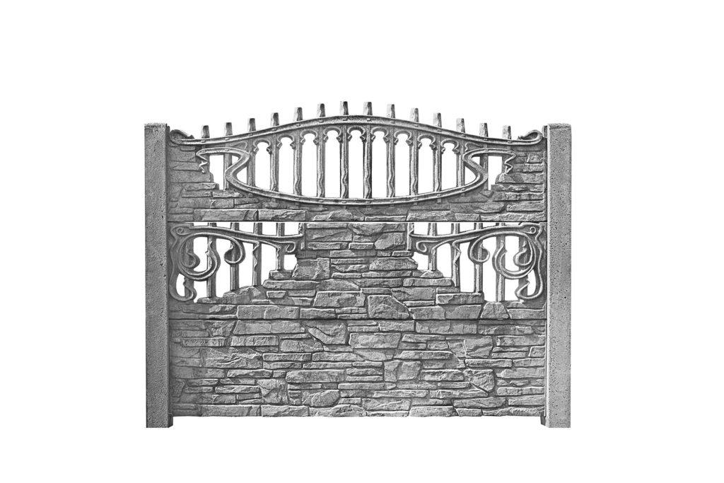 betónové ploty číslo modelu 29