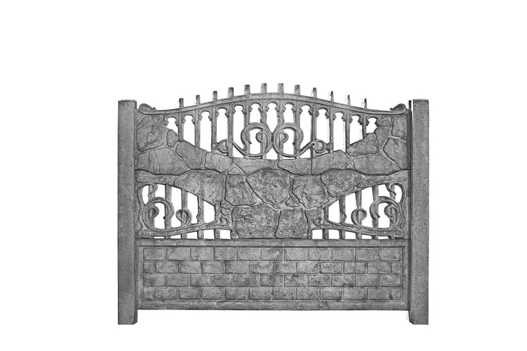 betónové ploty číslo modelu 33