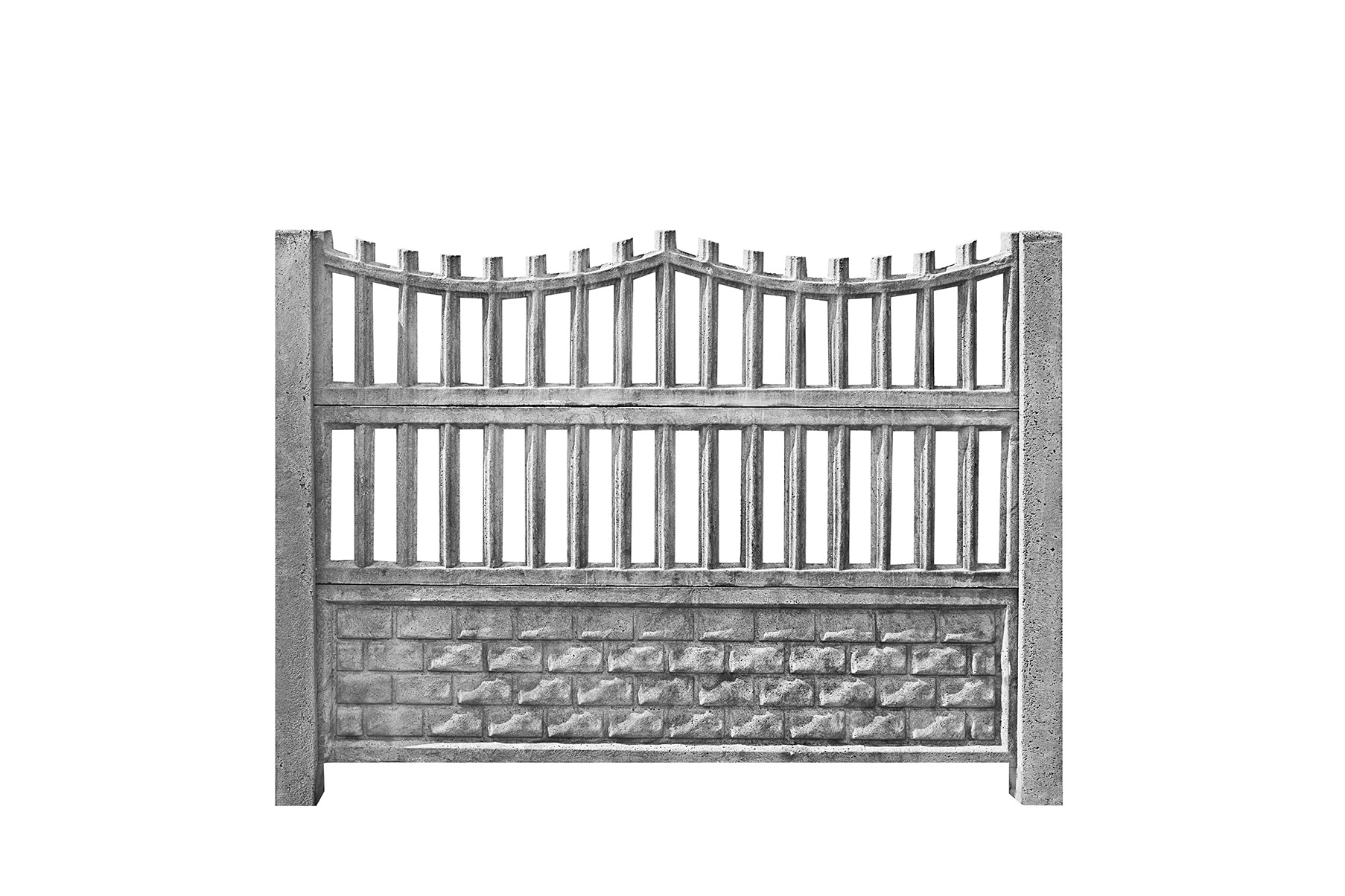 betónové ploty číslo modelu 6