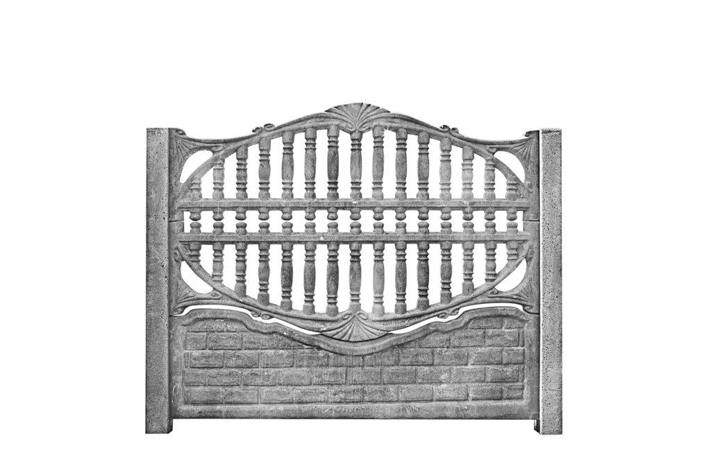 betónové ploty číslo modelu 7